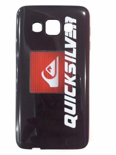 Capa Samsung Galaxy A3 Flexível A300M Quiksilver