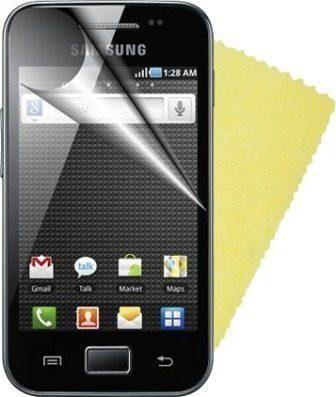 Película Samsung Galaxy Ace s5830 Anti Riscos e Resíduos