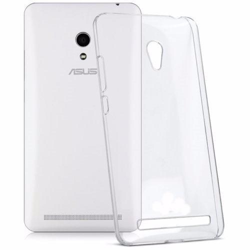 Capa Asus Zenfone 6 (A601CG) Soft Gel Transparente