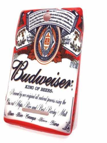 Capa Sony Xperia E Dual C1604 Cerveja Budweiser