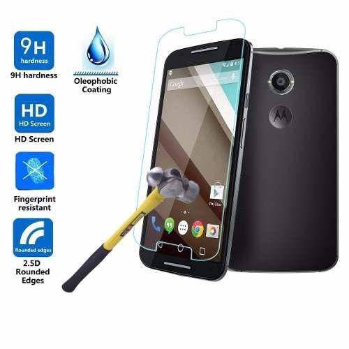 Película de Vidro Motorola Moto X2 Xt1097 2º Geração Blindada Anti Choque