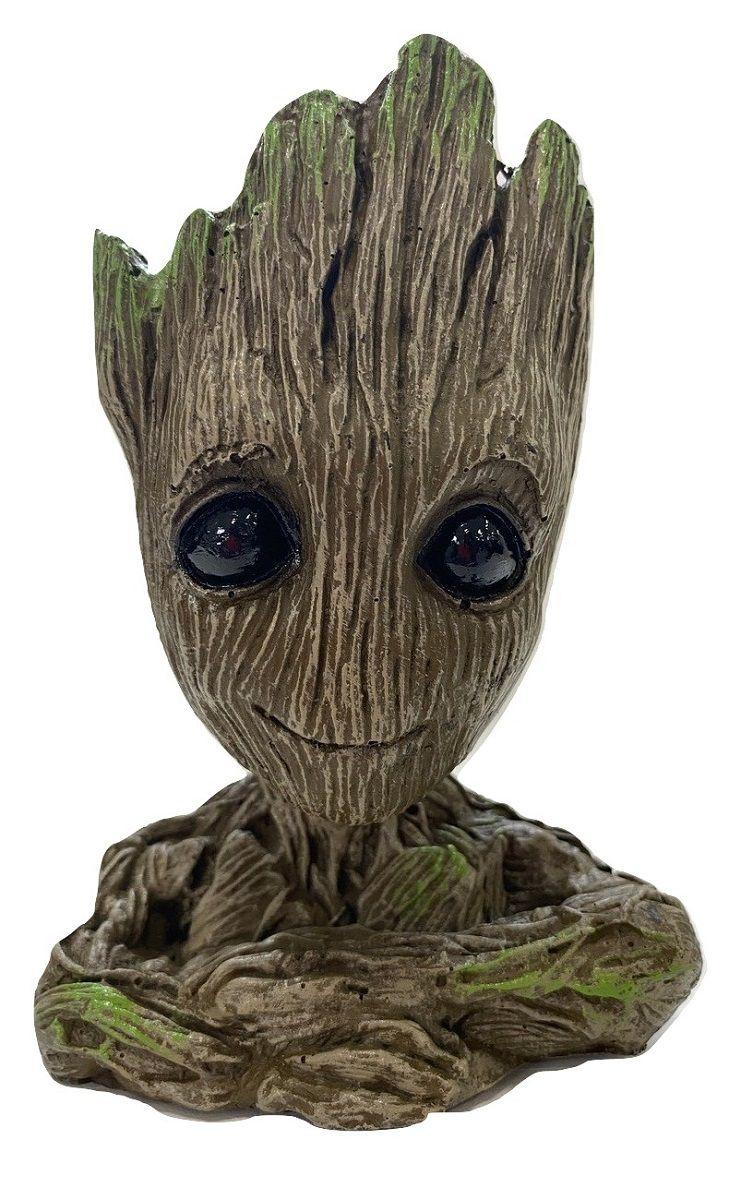 Baby Groot Cachepô Guardiões da Galáxia Vaso de Planta Decorativo