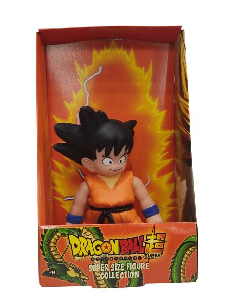 Boneco do Goku Dragon Ball Z Articulado 21cm Saga Anime