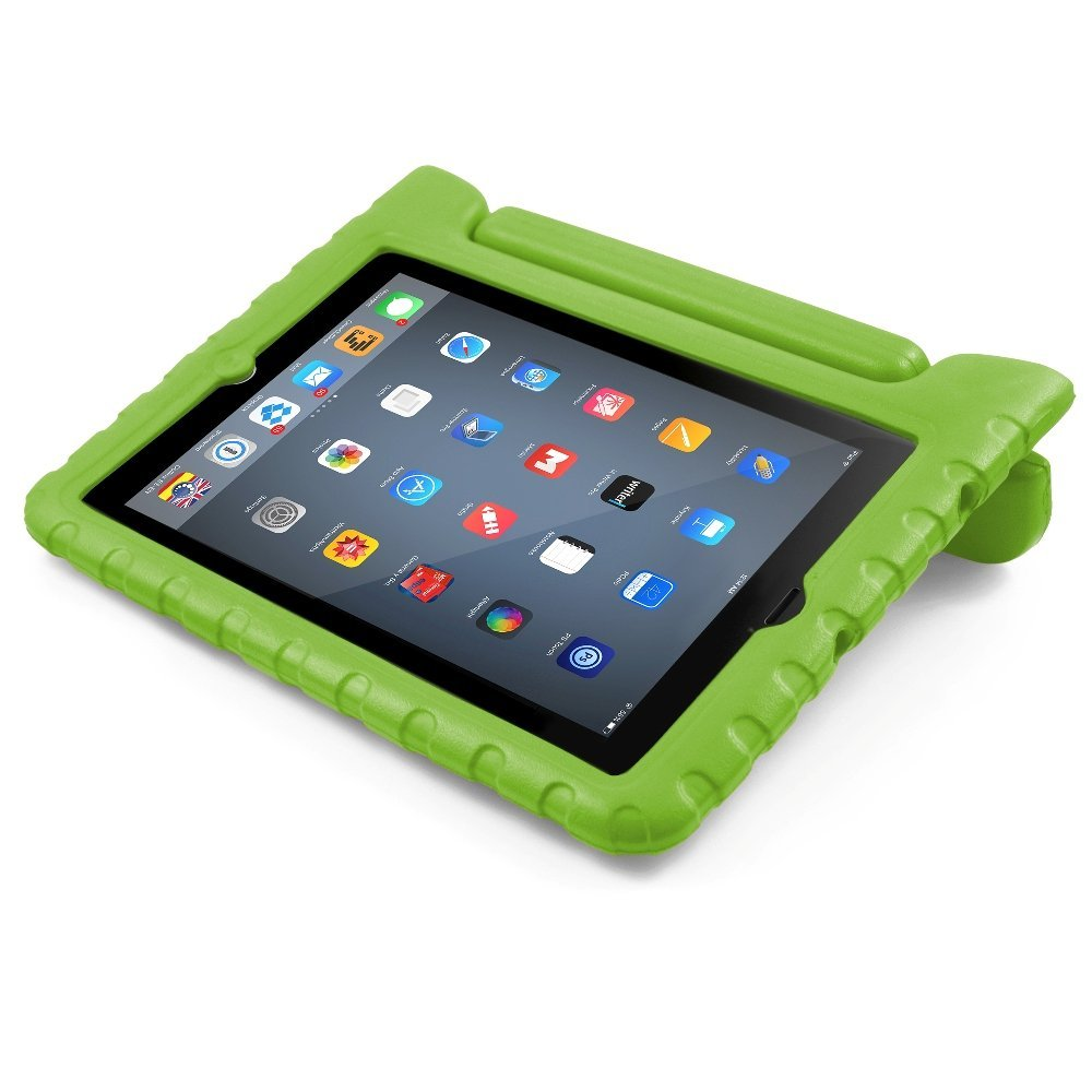 Capa Anti Impacto Ipad 2 3 4 Apple Anti Choque Infantil com Alça