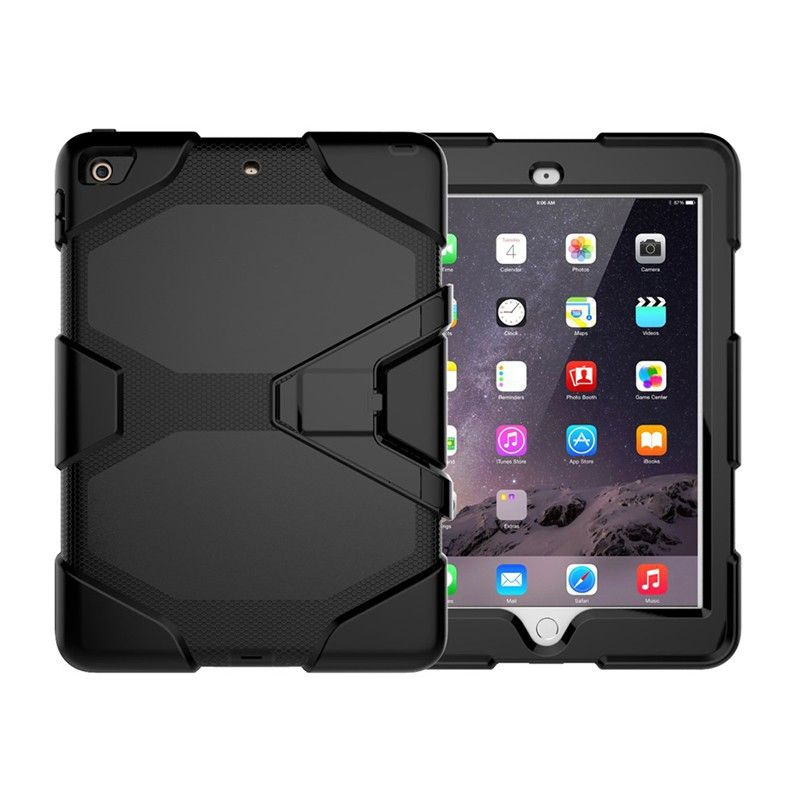 Capa Anti Impacto Ipad Pró 9.7 Apple A1673 A1674 A1675 Anti Choque Militar Survivor