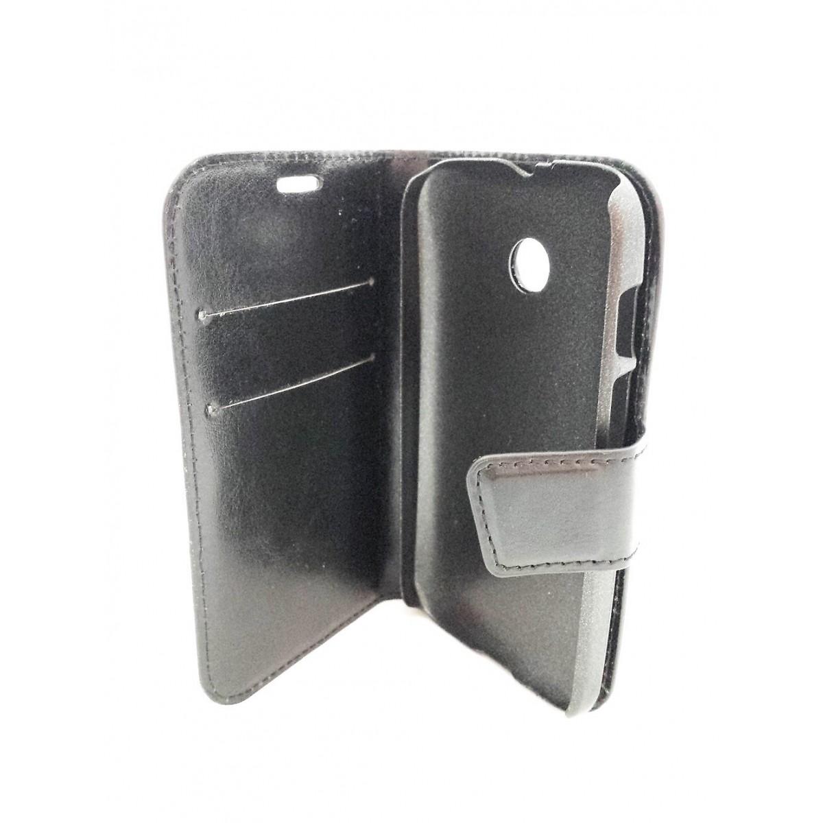 Capa Case Motorola Moto E Carteira Magnética 1º Geração Xt1514