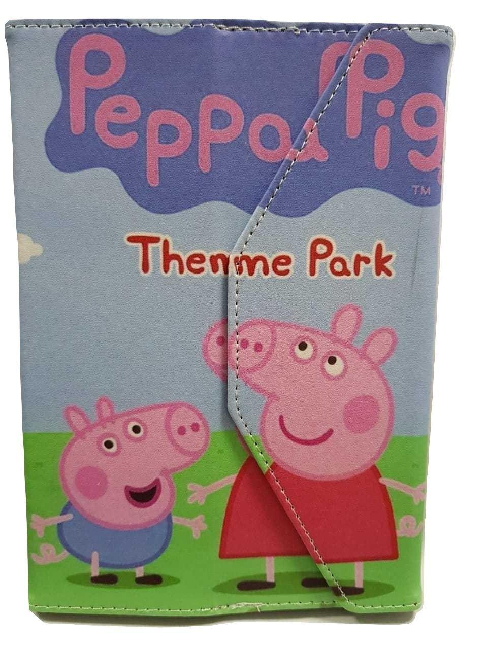 Capa Case para Tablet 7 Polegadas Ajustável Peppa Pig
