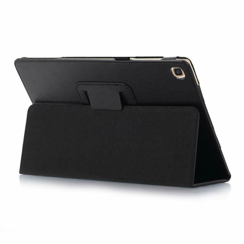 Capa Case Tablet Samsung Galaxy Tab A 8 P290 P295 T290 T295 Pasta Magnética Preta