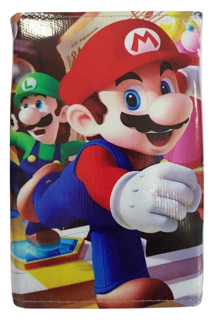 Capa de Tablet 7 Polegadas Ajustável Infantil Mario e Luigi