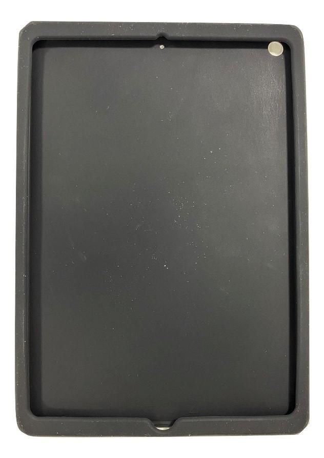 Capa iPad 7 Apple 10.2 Traseira de Silicone Emborrachado A2197 A2198 A2199