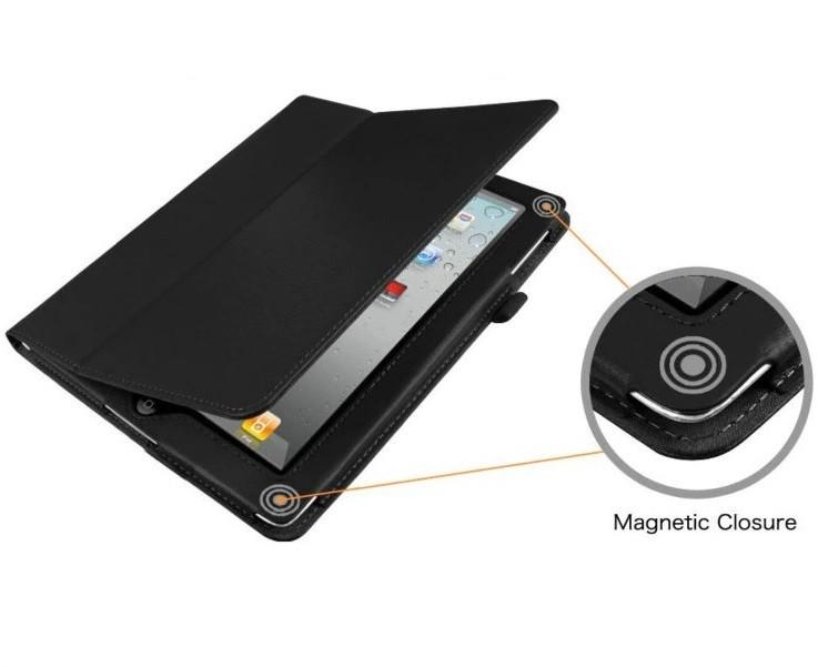 Capa Ipad 7 Tela 10.2 A2197 A2198 A2199 Pasta Magnética Slim
