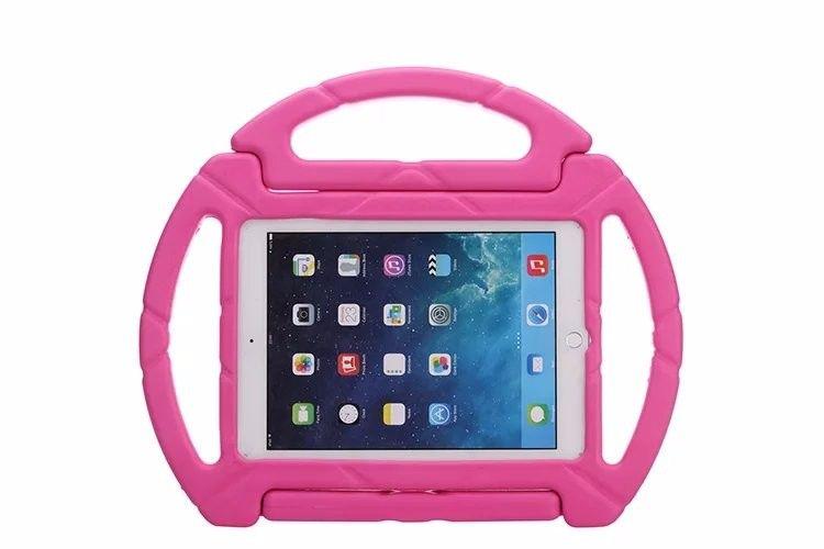 Capa Ipad 9.7 Apple 2018 6º Geração Anti Impacto Infantil Volante