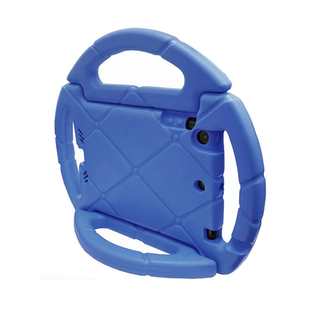 Capa Ipad Mini 7.9 Apple Anti Choque Infantil Volante Azul