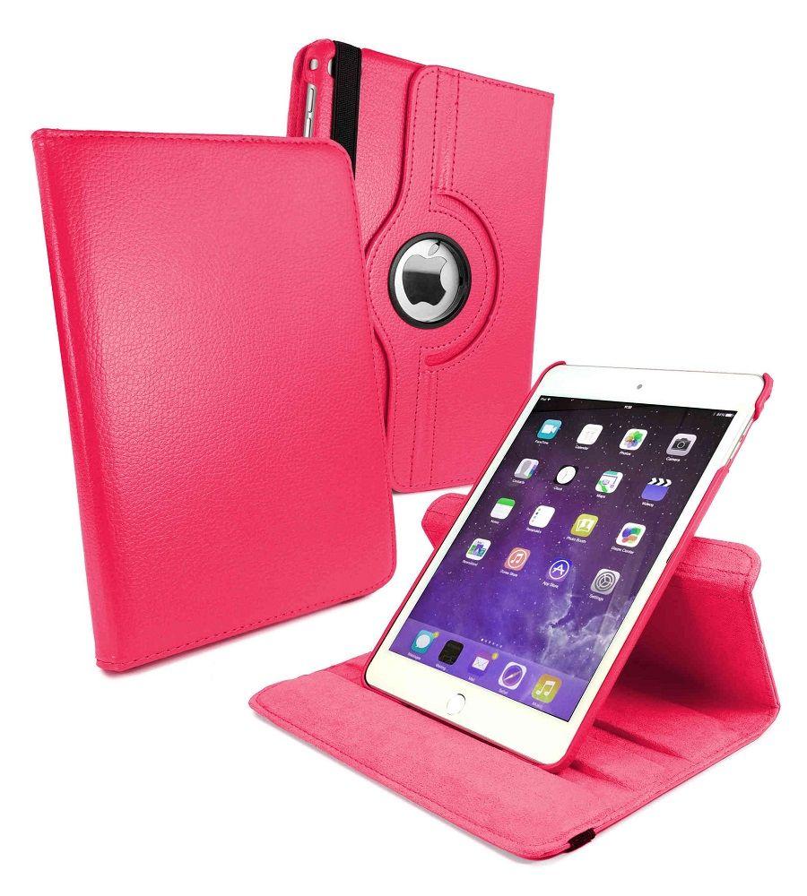 Capa Ipad Mini 4 Apple Couro Sintético Giratória com Apoio