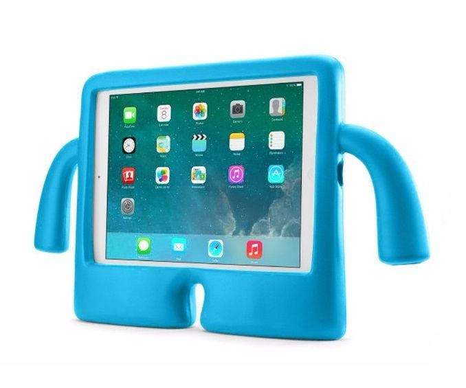Capa Ipad Pró 10.5 Apple 2017 Anti Impacto Infantil Braçinhos