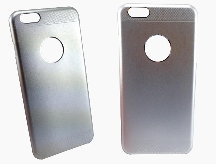 Capa Iphone 6 Plus 5.5 Polegadas Apple Alumínio Dupla Camada