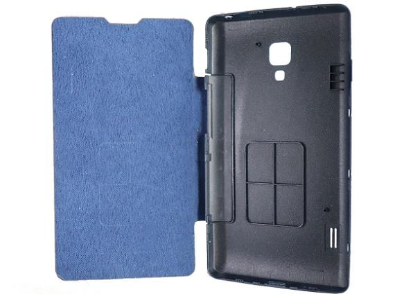 Capa Lg Optimus L7 2 P714 Flip Cover Case Azul Marinho