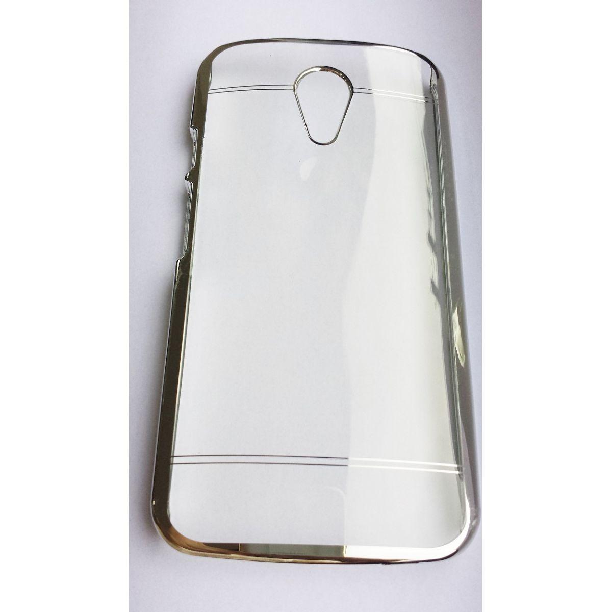 Capa Motorola Moto G2 Borda Metálica 2º geração Xt1068 Xt1069 Cromada