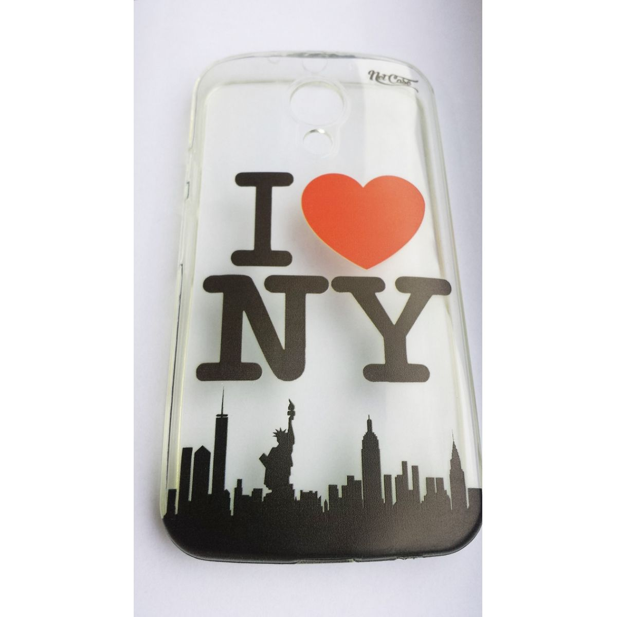 Capa Motorola Moto G2 New York 2º Geração Xt1068 Xt1069