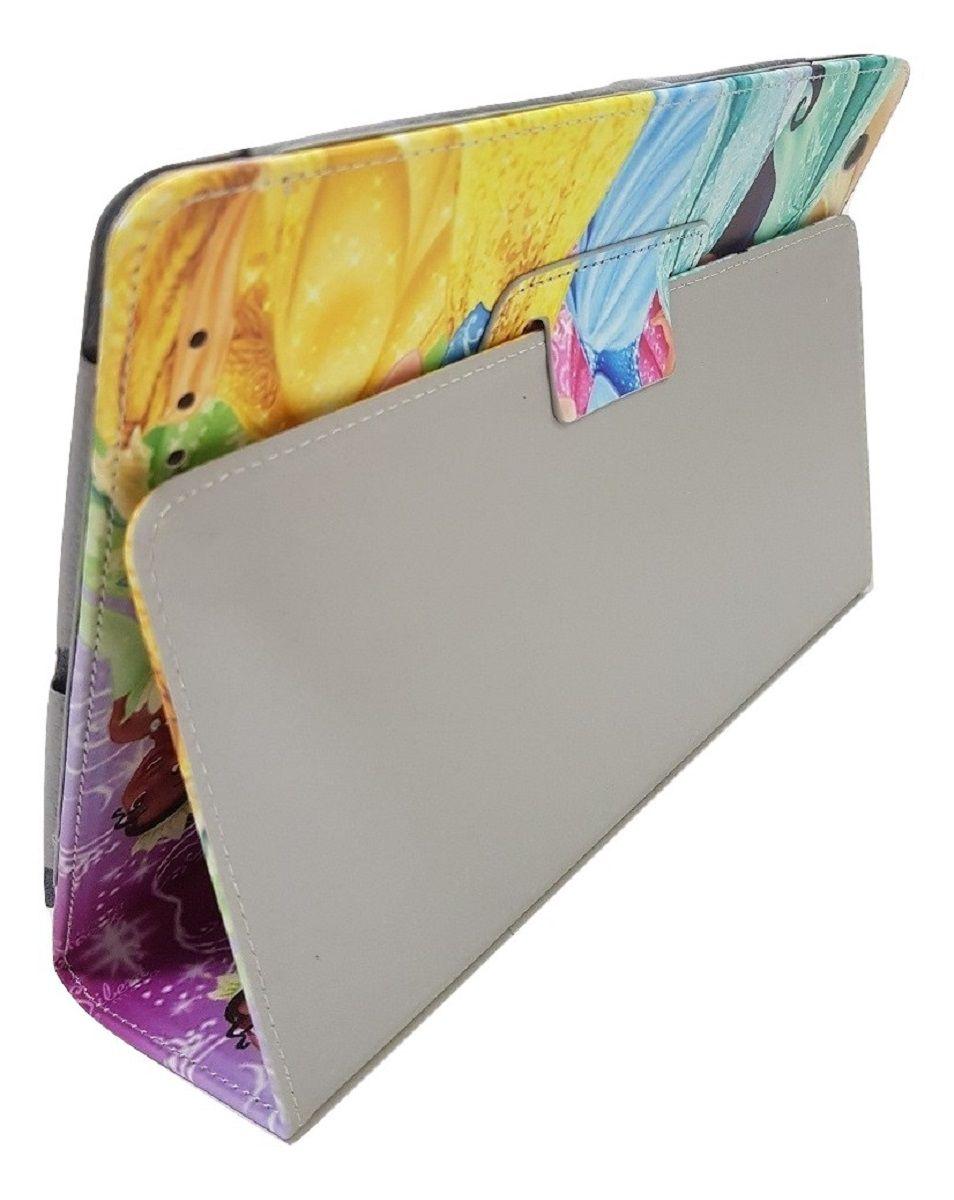Capa Case iPad 2 3 4 Geração Magnética Princesas Disney