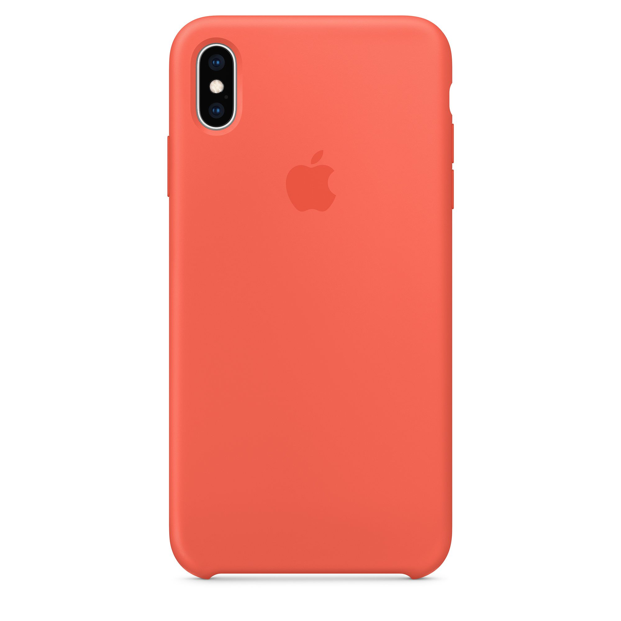 Capa para Iphone Xs Max Apple Oficial com Logo Lacrada