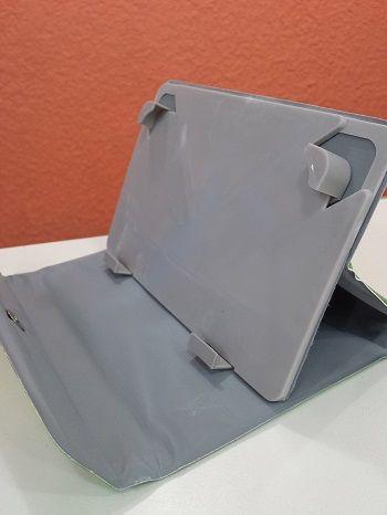 Capa para Tablet 7 Polegadas Ajustável Infantil Carros Lightning Mcqueen