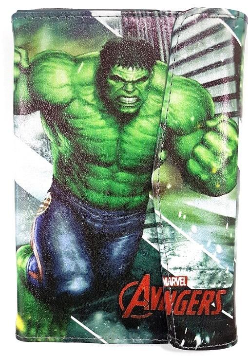 Capa para Tablet 7 Polegadas Ajustável Personagem Hulk