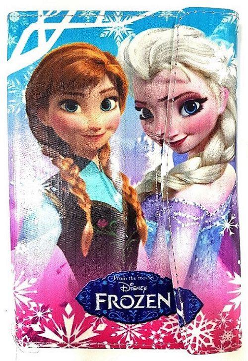 Capa para Tablet 7 Polegadas Personagem Infantil Frozen Anna e Elsa
