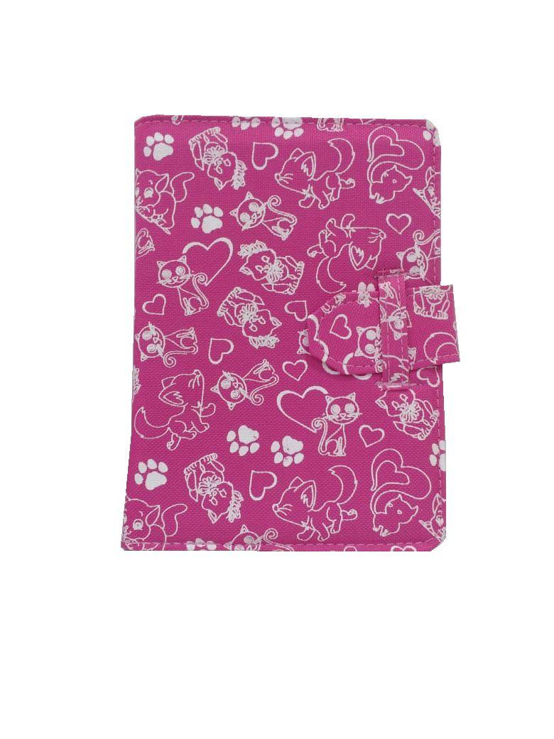 Capa Para Tablet 8.0 Polegadas Universal Infantil Rosa