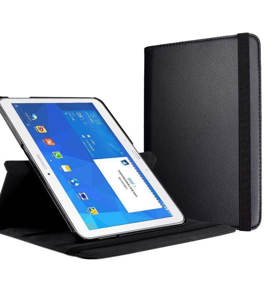 Capa para Tablet Samsung Galaxy Tab 4 10.1 T530 T531 T535 Giratória