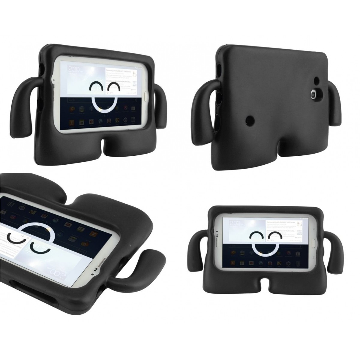 Capa Tablet Samsung Galaxy Tab 7 Polegadas Anti Impacto Infantil iGuy