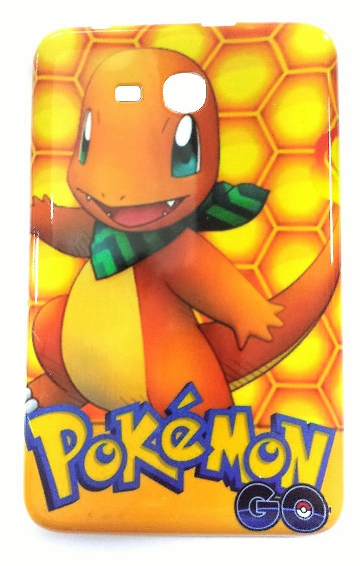 Capa para Tablet Samsung Galaxy Tab T110 T111 T113 T116 Pokemón