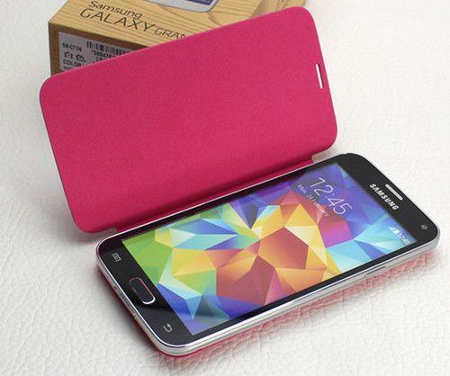 Capa Samsung Galaxy S5 Flip Cover Case Rosa SM-G900