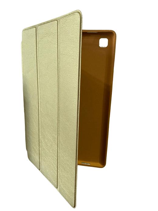 Capa Samsung Galaxy Tab A7 10.4 T500 T505 Smart Case Magnética Dourada Gold