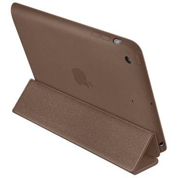 Smart Case Ipad 2 3 4 Apple Sensor Sleep Poliuretano Marrom