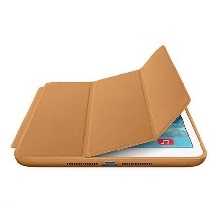 Smart Case Ipad Air 1 Apple Sensor Sleep Poliuretano Caramelo