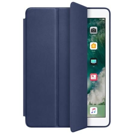 Capa Smart Case Cover Ipad Mini 4 Poliuretano Sensor Sleep Azul Marinho