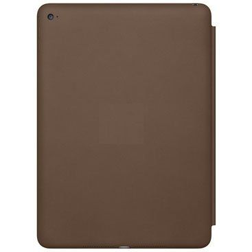 Smart Case Premium Ipad 9.7 2017 Apple A1822 A1823 Sensor Sleep  Marrom