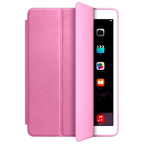 Smart Case Premium Ipad 9.7 2017 Apple A1822 A1823 Sensor Sleep Rosa