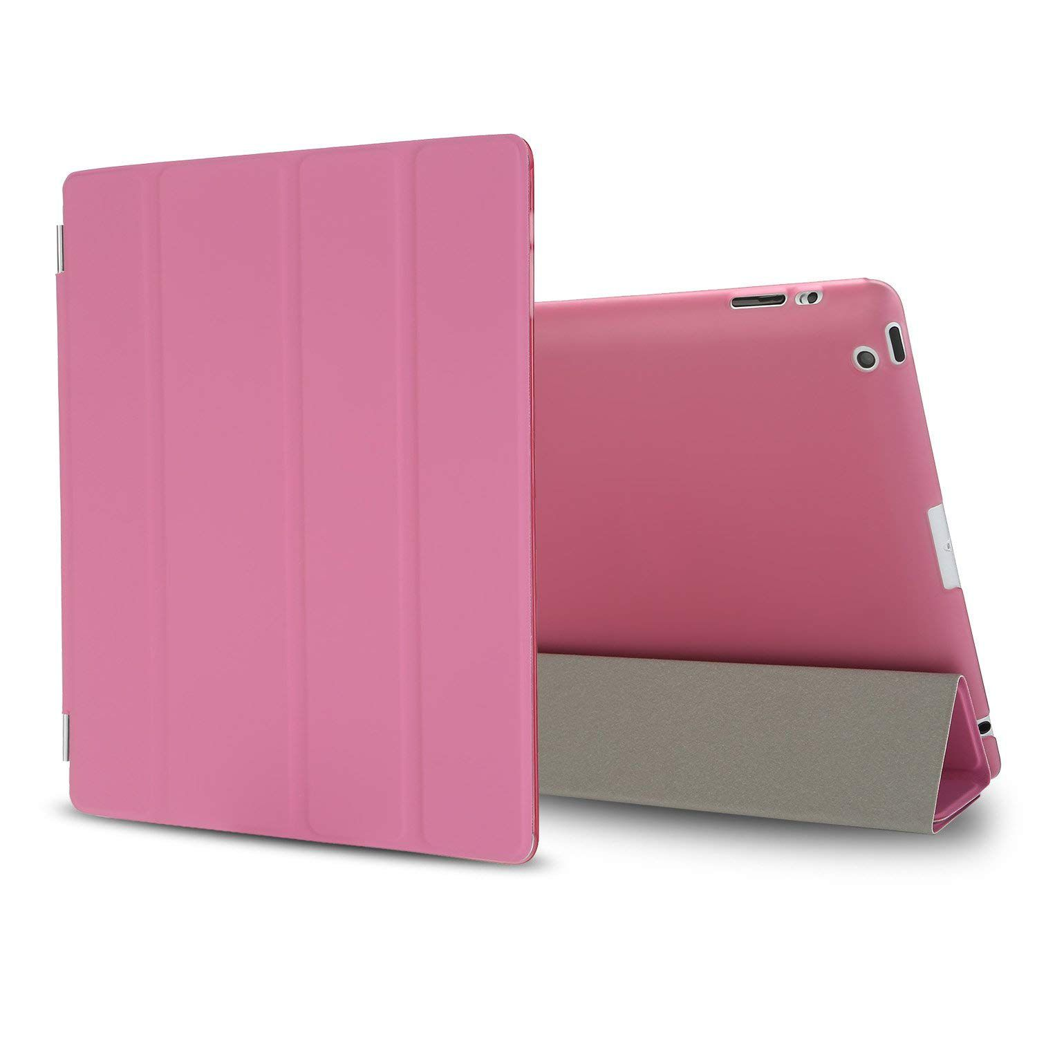 Capa Smart Case Ipad 2 3 4 Sensor Sleep Frontal + Traseira (Modelos 2011/2012)
