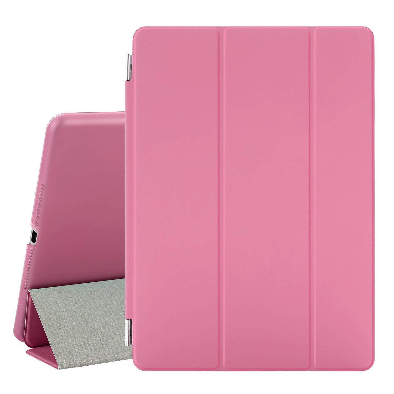 Capa Smart Case iPad 9.7 A1822 A1823 Sensor + Película Vidro