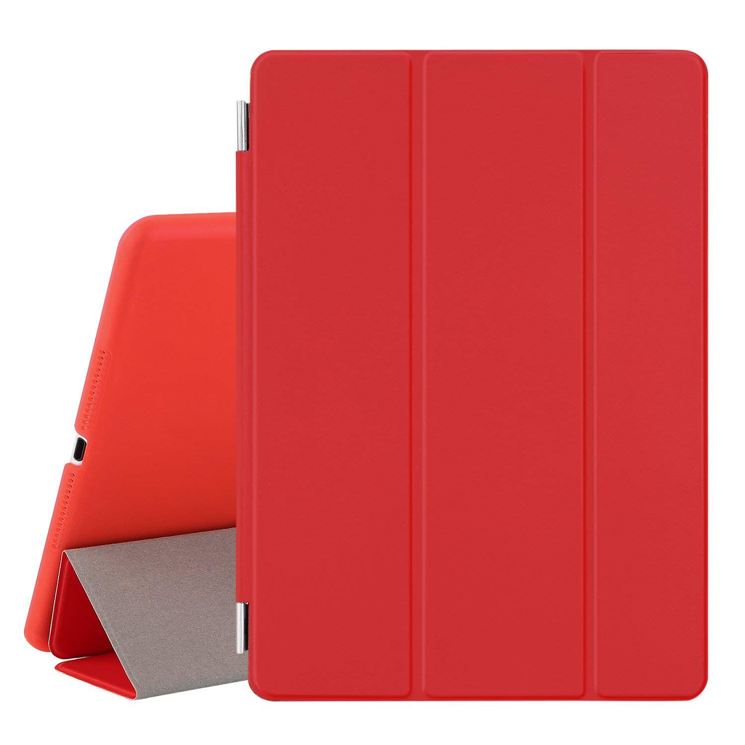 Capa Smart Case Ipad Air 1 Apple Sensor Sleep Frontal + Traseira