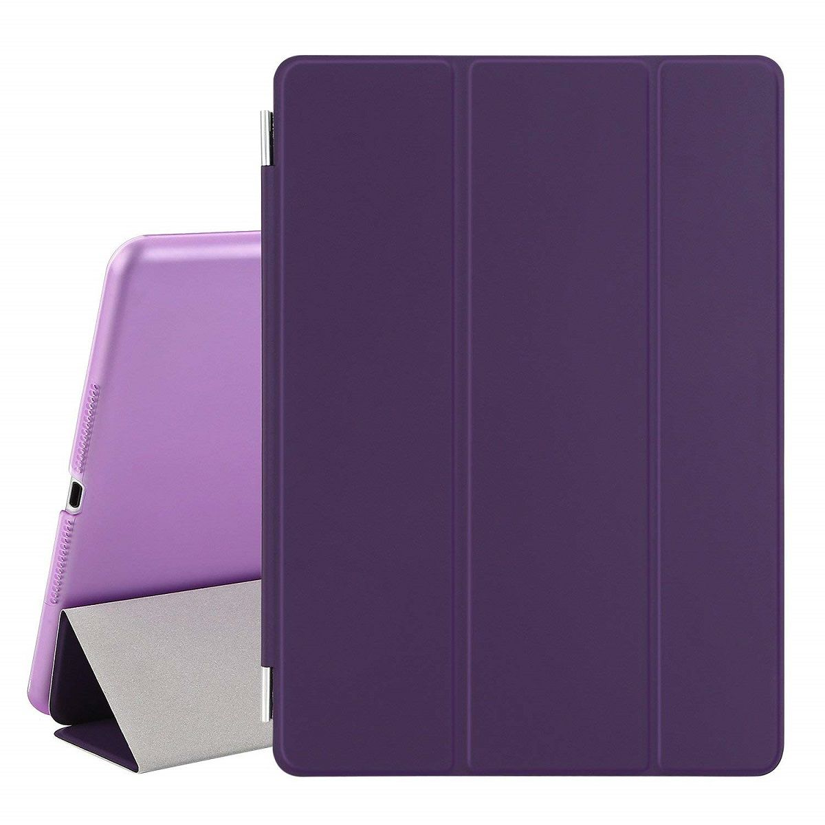 Capa Smart Case Ipad Air 2 Sensor Sleep Frontal + Traseira