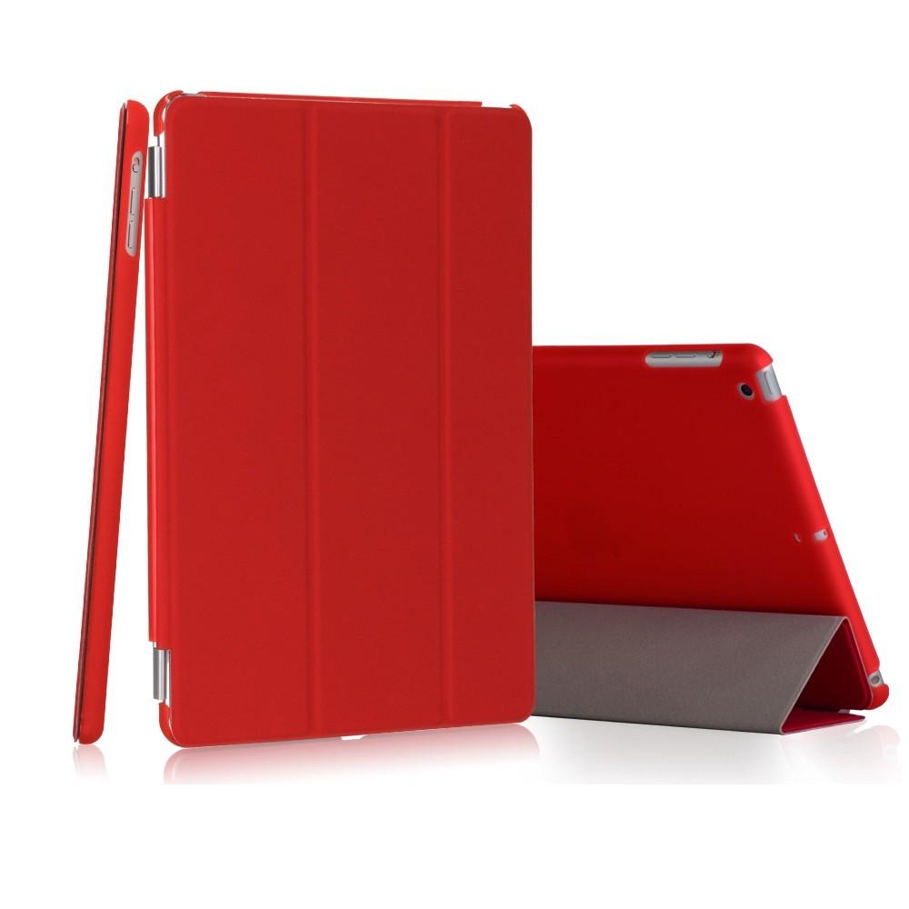 Smart Case Ipad Mini 4 Magnética Frontal + Traseira A1550 A1538 Vermelha