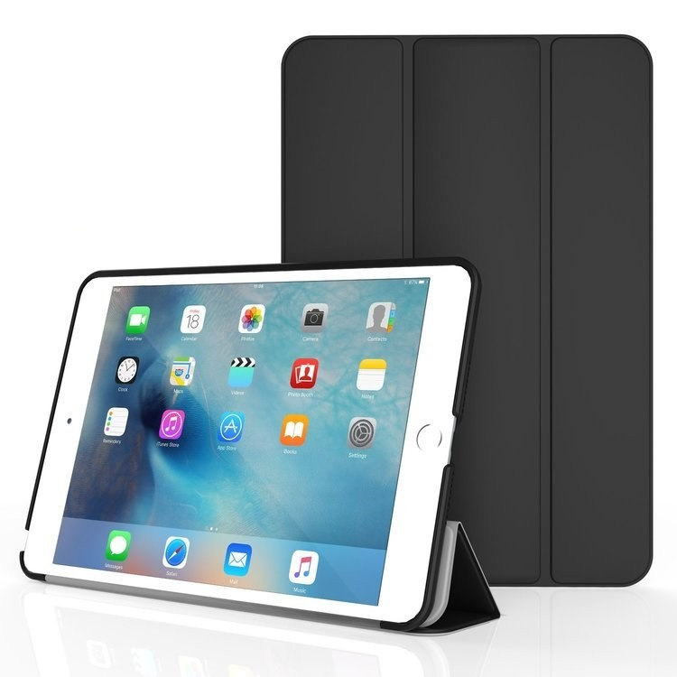 Capa Smart Case Ipad Mini 4 Sensor Sleep Frontal + Traseira A1550 A1538