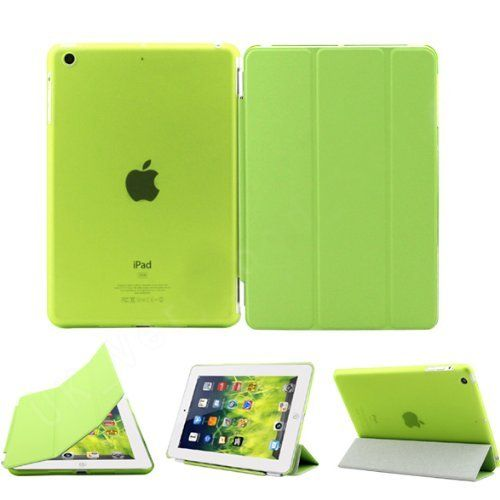 Capa Smart Case Ipad Mini Sensor Sleep Frontal + Traseira