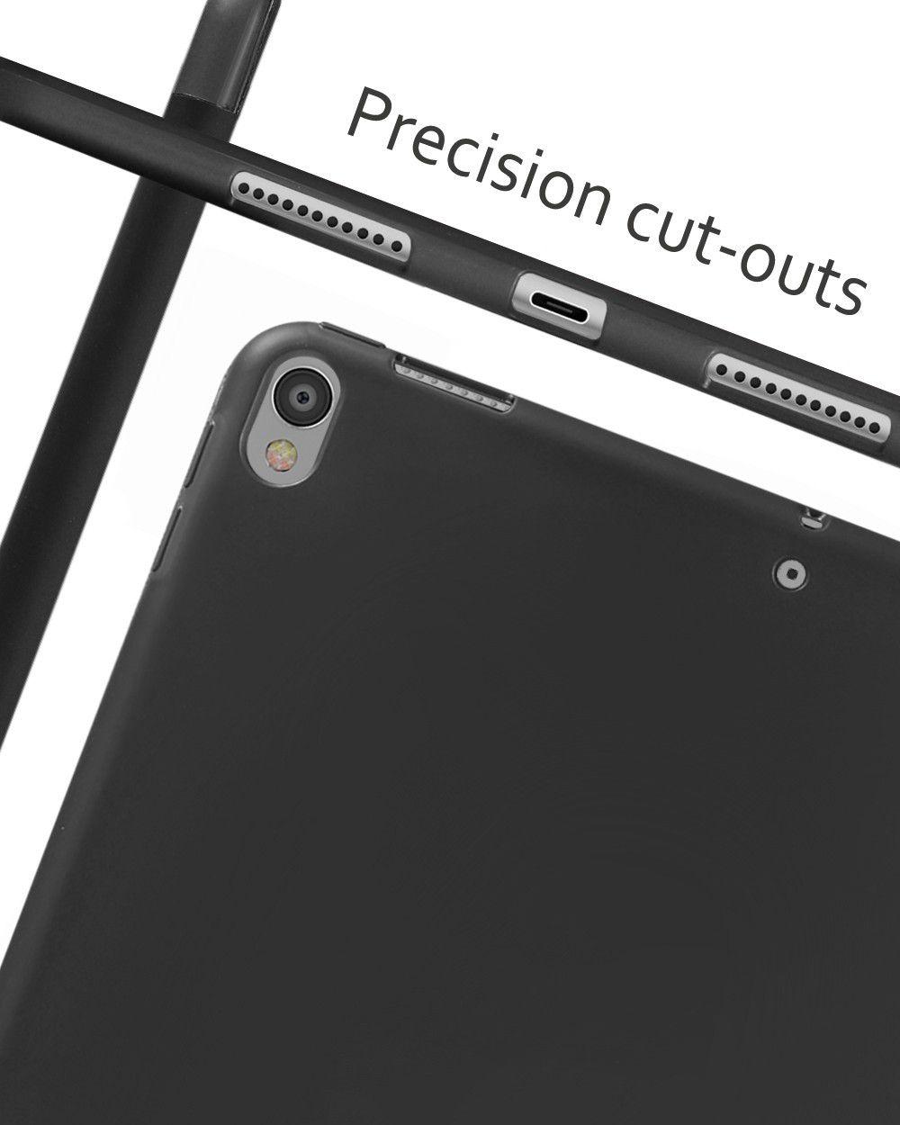 Capa Smart Case Ipad Pro 9.7 Apple A1673 A1674 A1675 Frontal + Traseira