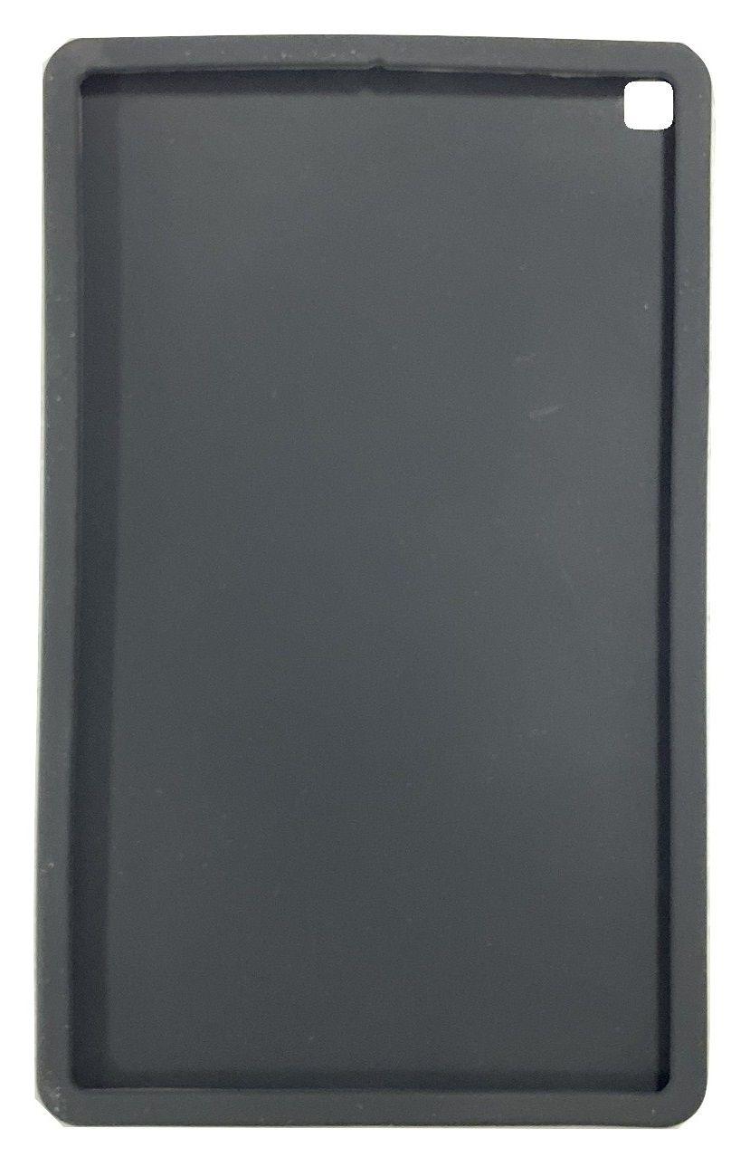 Capa Tablet Galaxy Tab A 2019 10.1 T510 SM-T515N Traseira de Silicone Preta