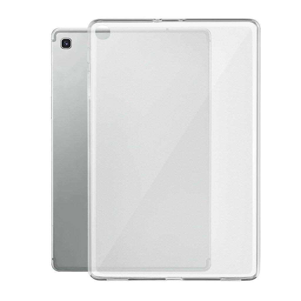 Capa Tablet Galaxy Tab A 2019 10.1 T510 SM-T515N Traseira de Silicone Transparente