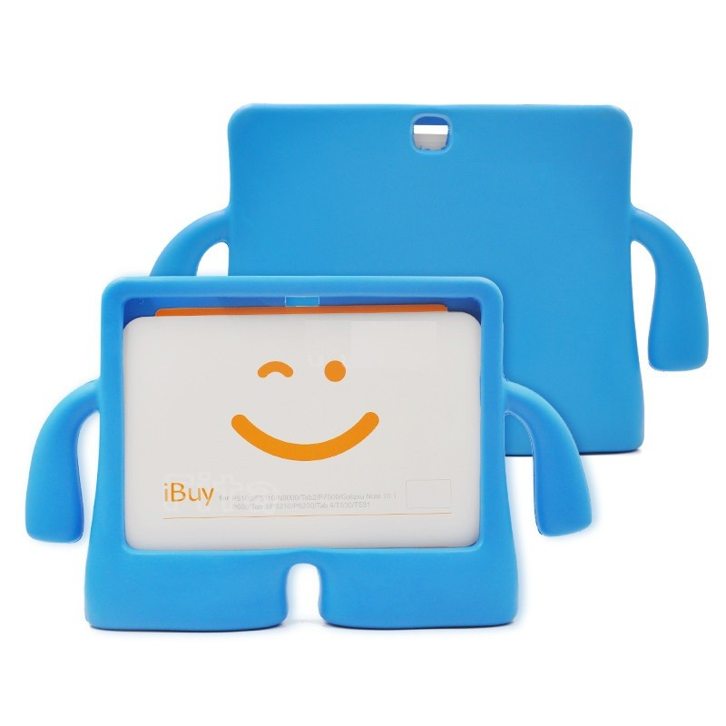 Capa Tablet Samsung Galaxy 10.1 T530 P600 P5200 Emborrachada Anti Impacto Infantil iBuy
